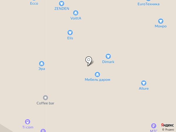 Gerry Weber на карте Чебоксар