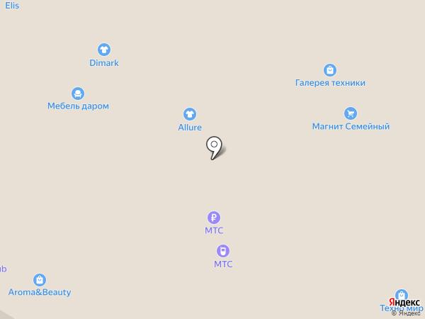 Лапоток на карте Чебоксар