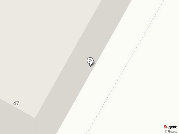Новоторг на карте Чебоксар