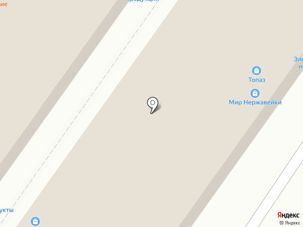 Втортехмет-ВТМ на карте Чебоксар