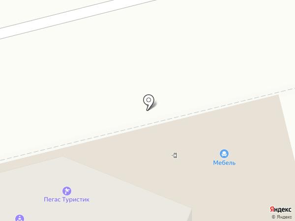 ABC на карте Чебоксар
