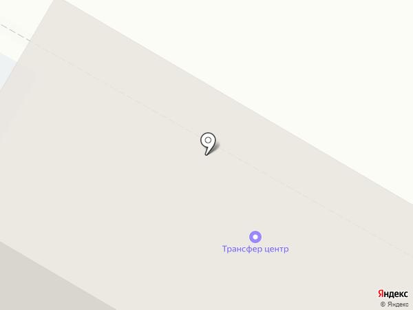 Детская молочная кухня на карте Чебоксар