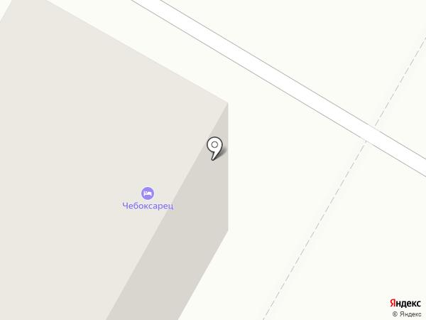 Ломбард 999 на карте Чебоксар