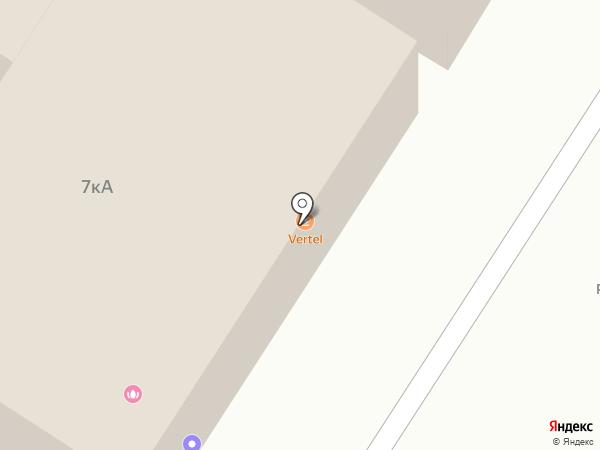 Шаляпин на карте Чебоксар