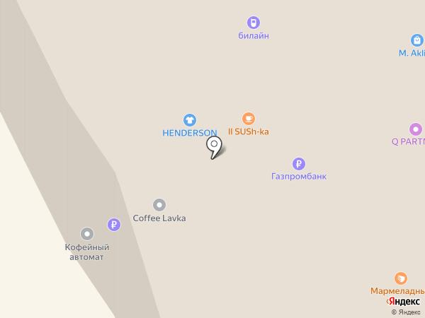 Элекснет на карте Чебоксар