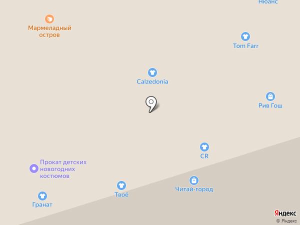 Твое на карте Чебоксар