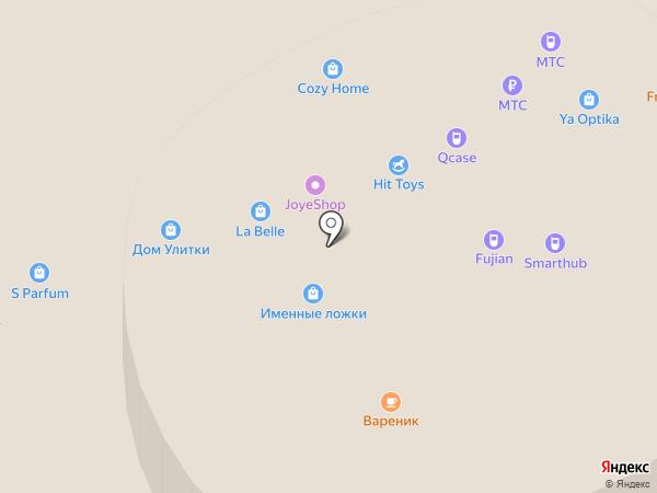 Vipera на карте Чебоксар