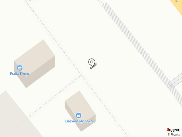 Молокомат на карте Чебоксар