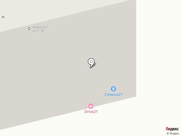 Unilin21.ru на карте Чебоксар