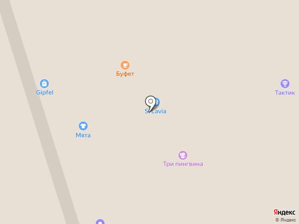 Orby на карте Чебоксар
