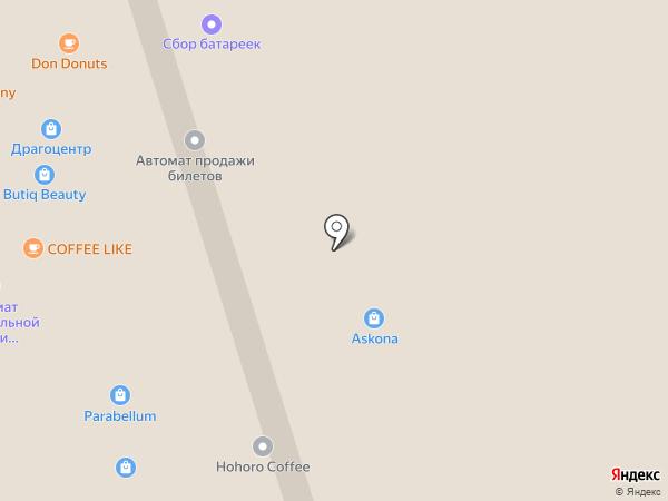 Glazur на карте Чебоксар