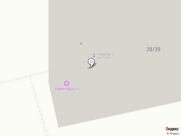 ОЛИМП на карте Чебоксар