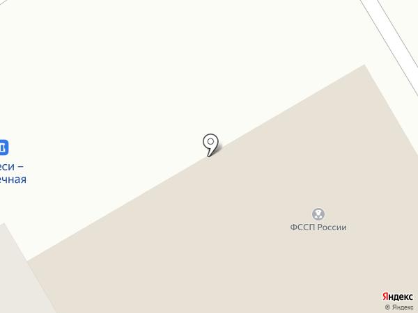 Чебоксарский районный отдел судебных приставов на карте Кугесей