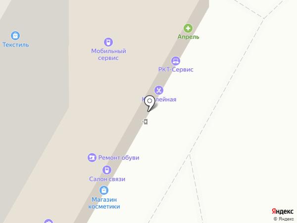 Мобильный стиль на карте Чебоксар
