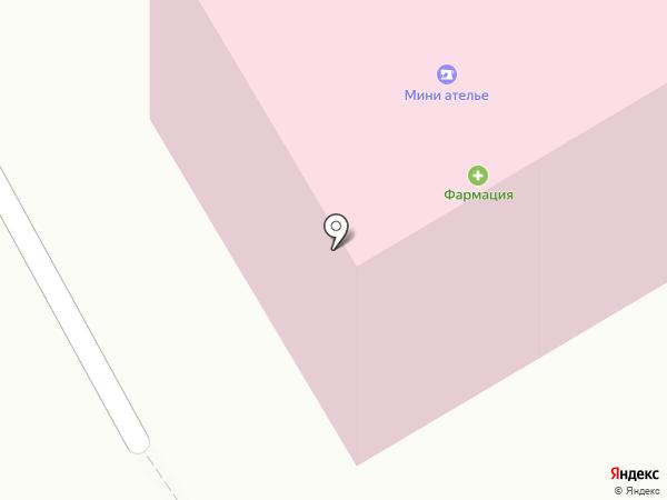 Меланж на карте Кугесей
