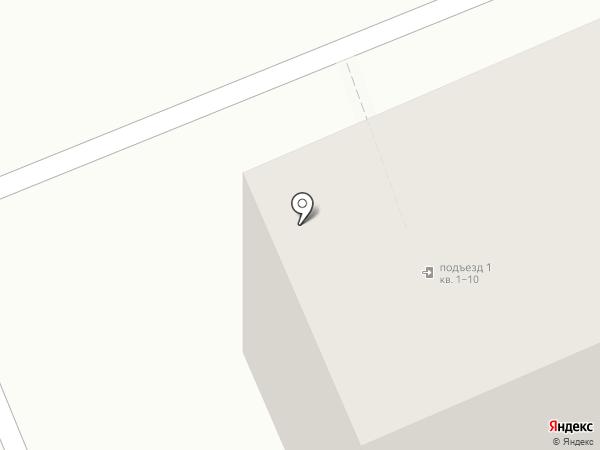 Южанка на карте Чебоксар