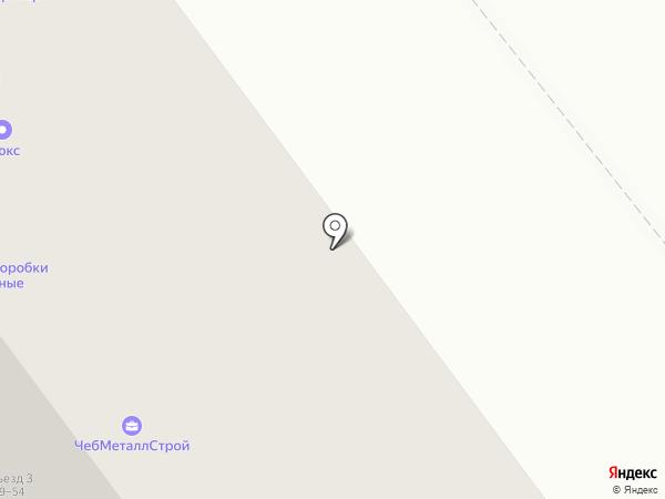 Салон штор на карте Чебоксар