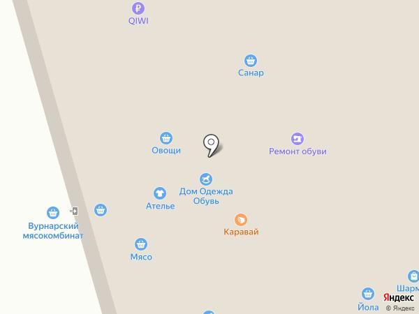 Мобайл-Сервис на карте Чебоксар