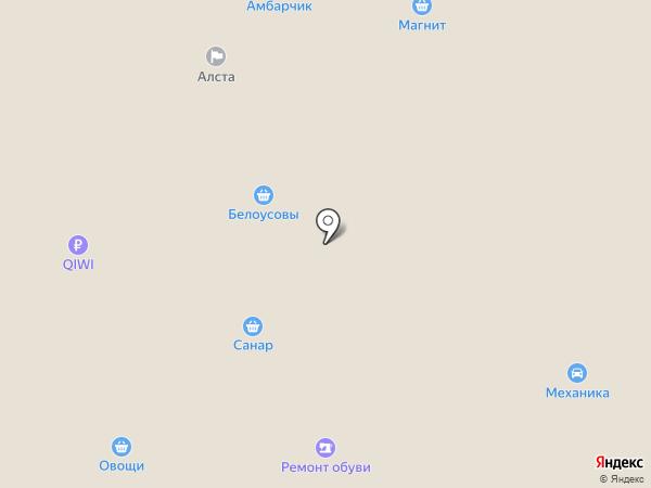 Банкомат, Волго-Вятский банк Сбербанка России на карте Чебоксар