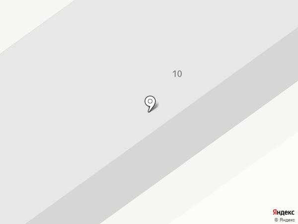 Штрафстоянка на карте Кугесей
