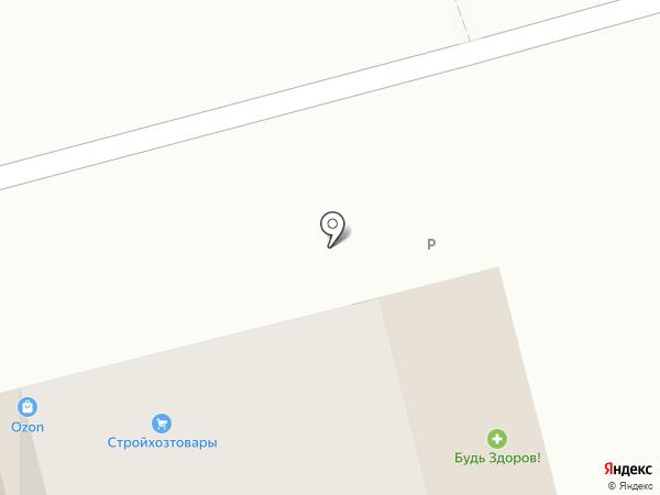 Волжанка Инвест на карте Чебоксар