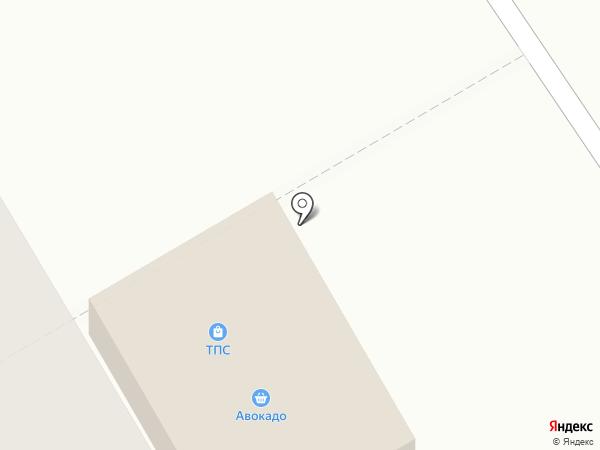 ТПС на карте Кугесей