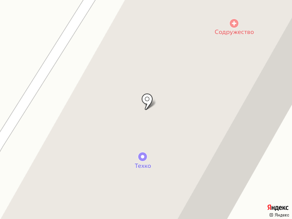 Продуктовый магазин на карте Чебоксар