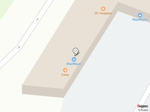 Домашняя Пекарня на карте Чебоксар