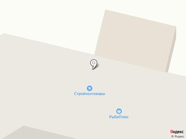 Мясной магазин на карте Кугесей