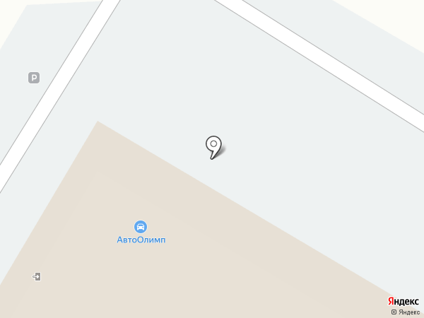 АВТОолимп на карте Чебоксар