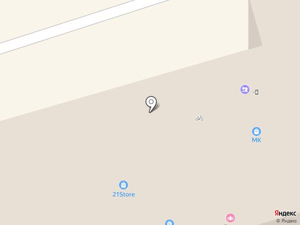 Магазин бытовой техники на карте Чебоксар
