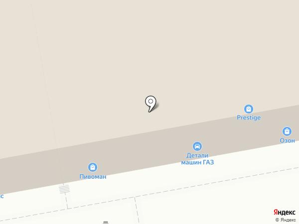 Спрут-Сервис на карте Чебоксар