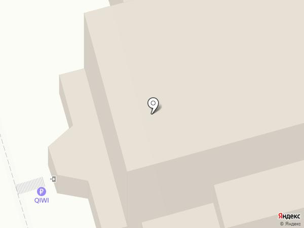 Моргаушская птицефабрика на карте Чебоксар