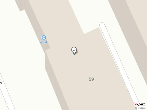 Ермолино на карте Чебоксар