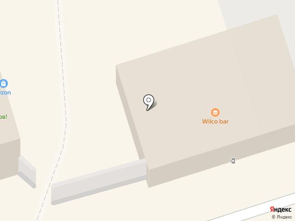Ван на карте Чебоксар