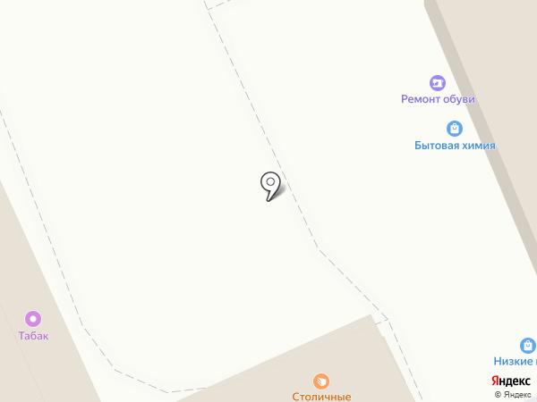 Магазин одежды на карте Чебоксар
