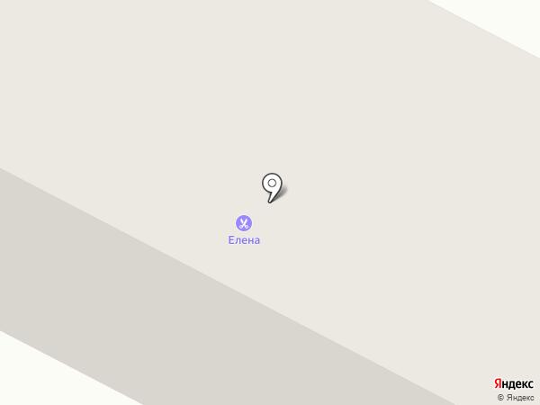 Елена на карте Кугесей
