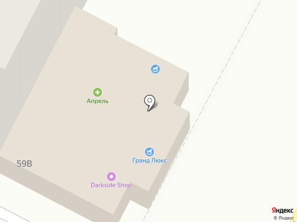 Гранд Люкс на карте Кугесей