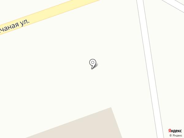 Улыбка на карте Чебоксар