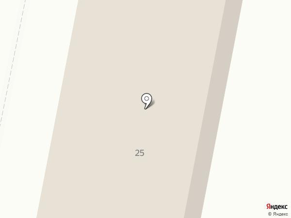 Улап на карте Кугесей