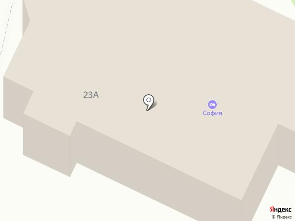София на карте Кугесей