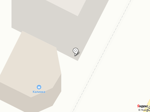 Калинка на карте Кугесей