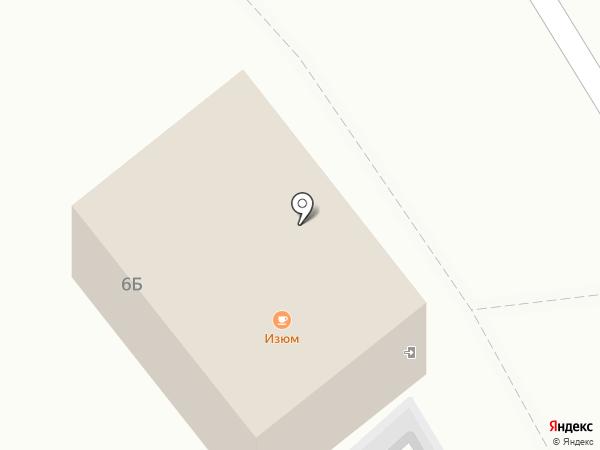 Минимаркет на карте Чебоксар