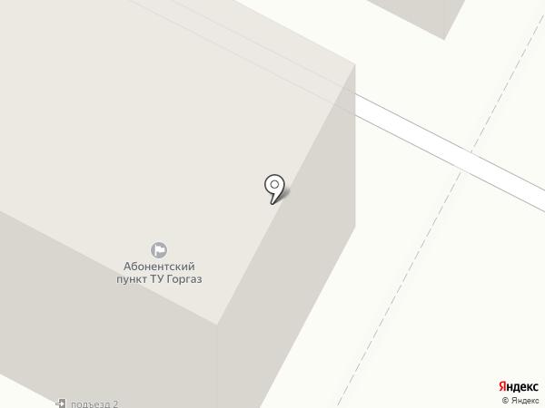 ГАЗПРОМ межрегионгаз Чебоксары на карте Кугесей