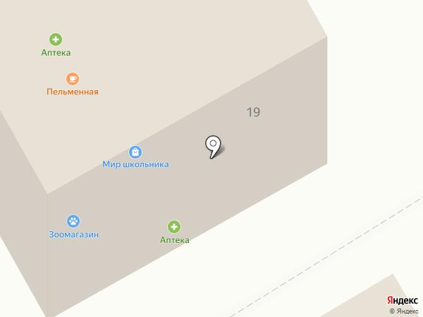 Магазин на карте Кугесей
