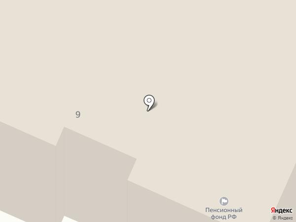 Управление Пенсионного фонда РФ в Чебоксарском районе на карте Кугесей