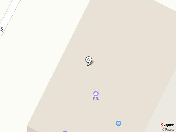 Магазин хозтоваров на карте Кугесей