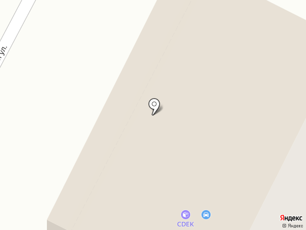 Магазин автозапчастей на карте Кугесей