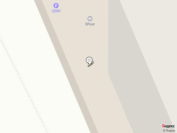 Букет Букетов на карте Чебоксар
