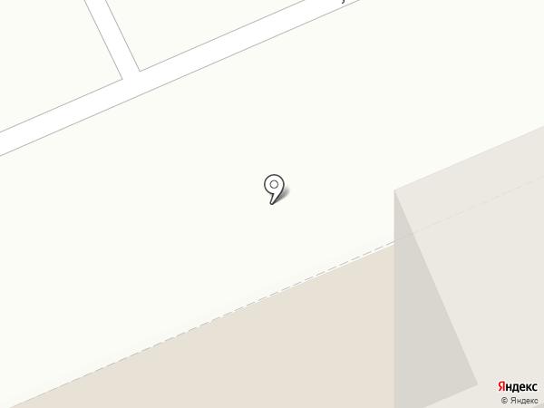 Акатуй на карте Чебоксар